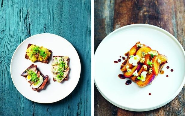 Do it the Danish way with these tempting open sandwiches