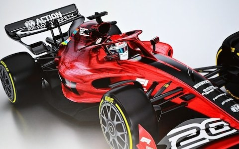 Formula One chiefs predict futuristic new cars likely to be three seconds per lap slower than the existing machines