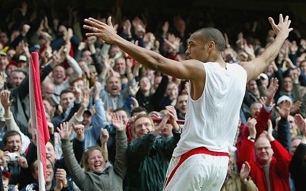 Liverpool vs Arsenal: The day Thierry Henry got Arsenal's Invincibles back on track