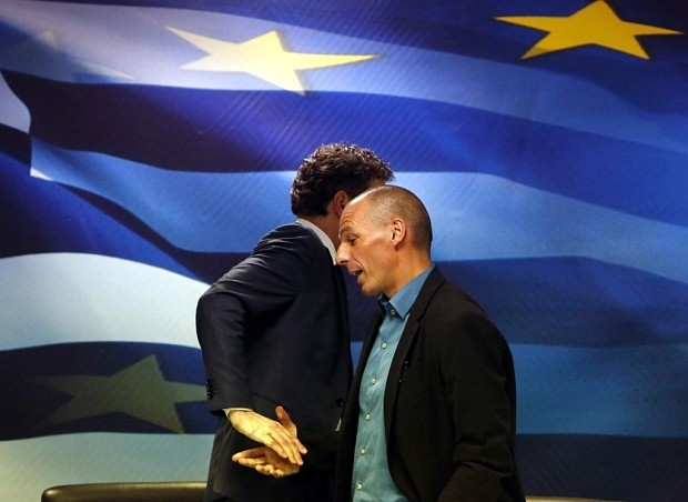 Greece's master of game theory is leading his country to abject disaster