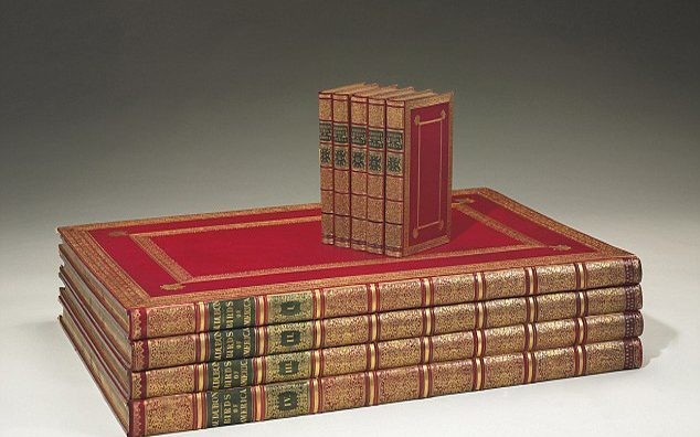 World Book Day: The world's most valuable books