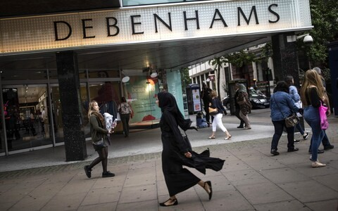 Fresh blow for Mike Ashley as Debenhams legal challenge is dismissed