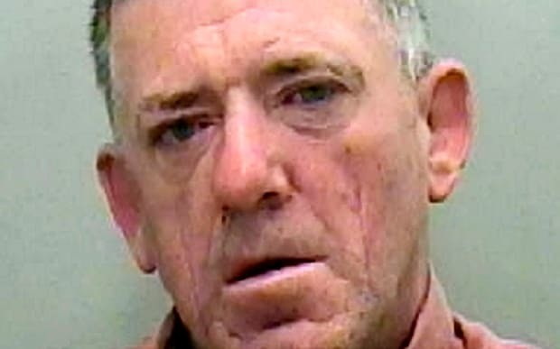 Britain's 'most convicted criminal' commits 630th offence