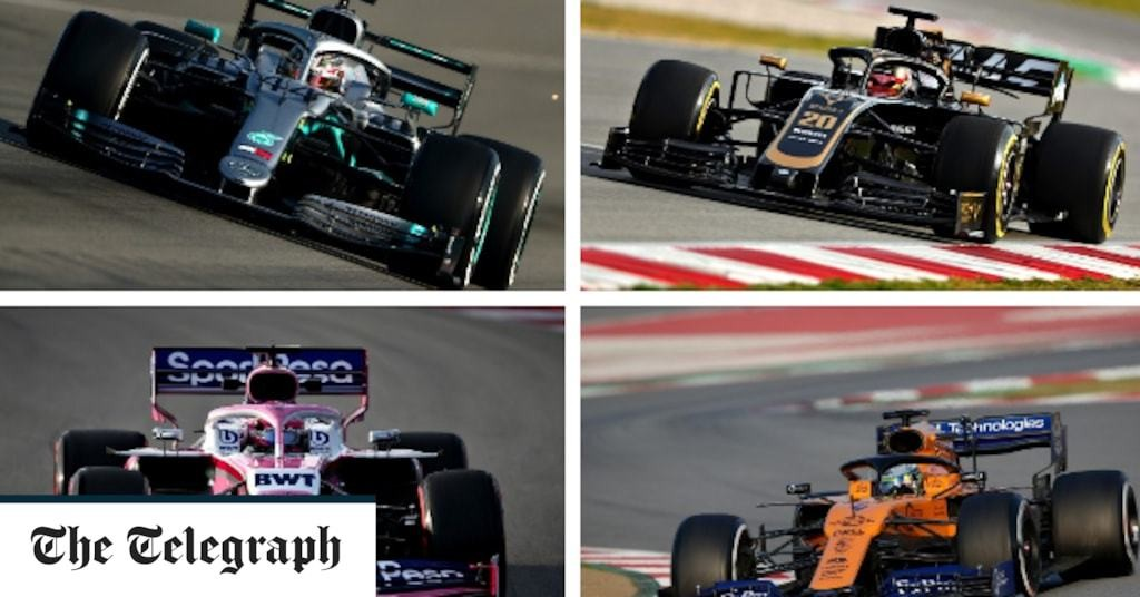 Formula 1 cover image
