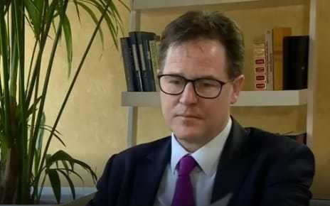 Facebook's Nick Clegg says there is 'no evidence' of Russian influence in referendum vote