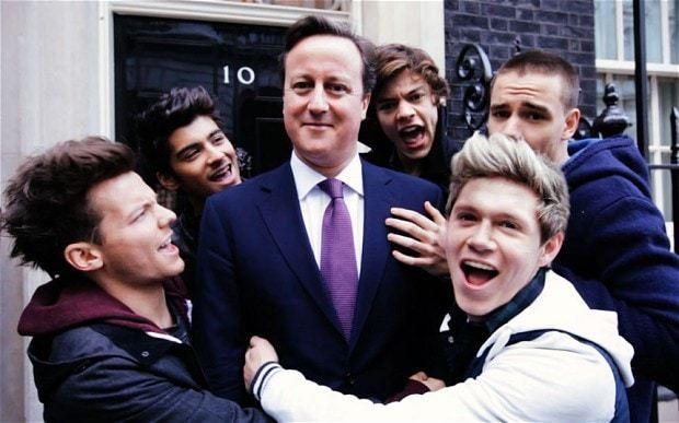 Britain's most influential tweeters