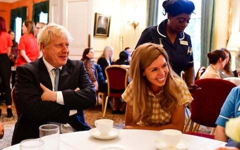 Carrie Symonds will join Boris Johnson at Balmoral and become first PM's girlfriend to meet Queen