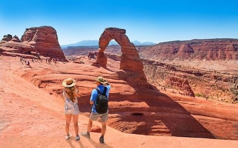 Eight of the best US national parks