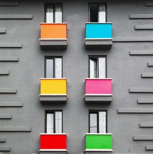 Shape vs colour: Istanbul's vibrant contemporary architecture - Telegraph