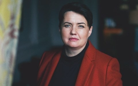 Ruth Davidson on motherhood, coming out and quitting politics: 'I can get between 100 and 1,000 abusive tweets a day'
