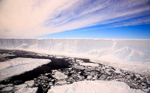 Climate change now irreversible due to warming oceans, UN body warns