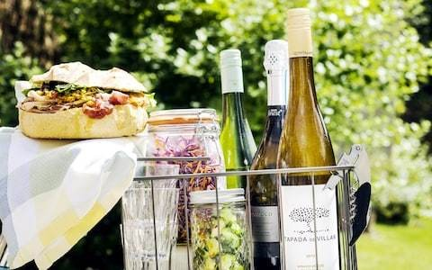 Victoria Moore: the best wines for drinking in the sunshine