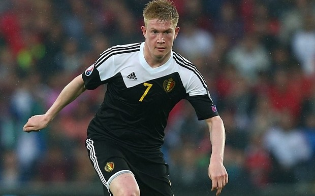 Everything you need to know about Kevin De Bruyne