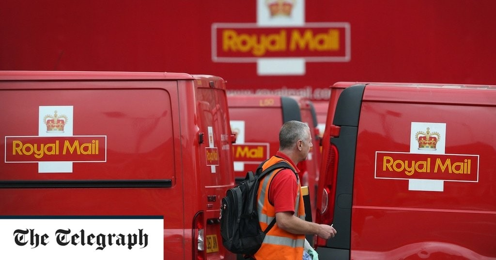 Royal Mail wins Covid home testing contract