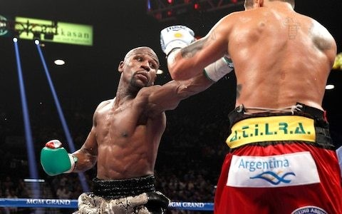 Sports People of the Decade (Boxing): Floyd Mayweather - A master of the ring and a marketing force of nature