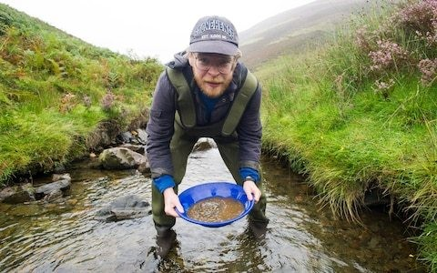 Why panning for gold is experiencing a resurgence... and how to do it