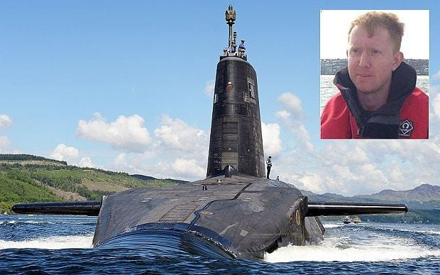 Trident whistleblower 'to hand himself in to police'