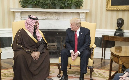 White House 'tried to rush' sale of nuclear power technology to Saudi Arabia, report says