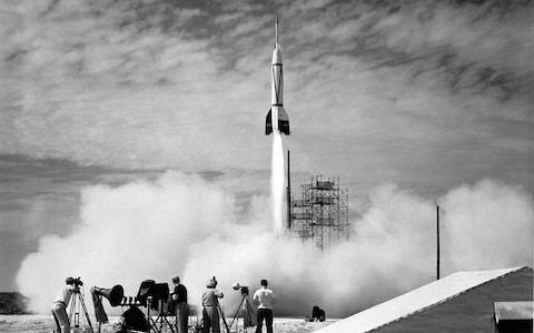 Escape from Earth by Fraser MacDonald, review: a true history of rocketry, espionage and sex cults