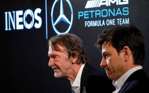 Forget claims of 'greenwashing', Ineos' billionaire owner is just a sports junkie enjoying the ride