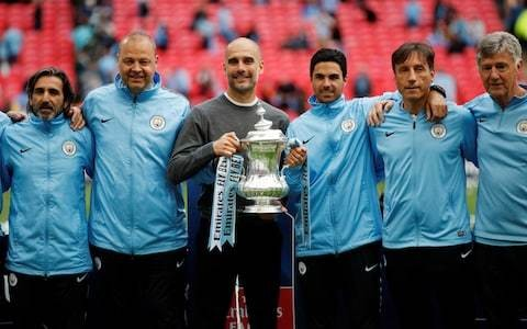 Pep Guardiola: I know I will be judged on whether Manchester City win the Champions League