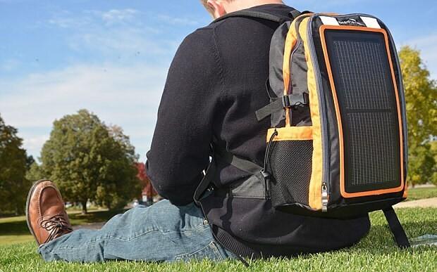 EnerPlex Packr: a solar-panelled rucksack review