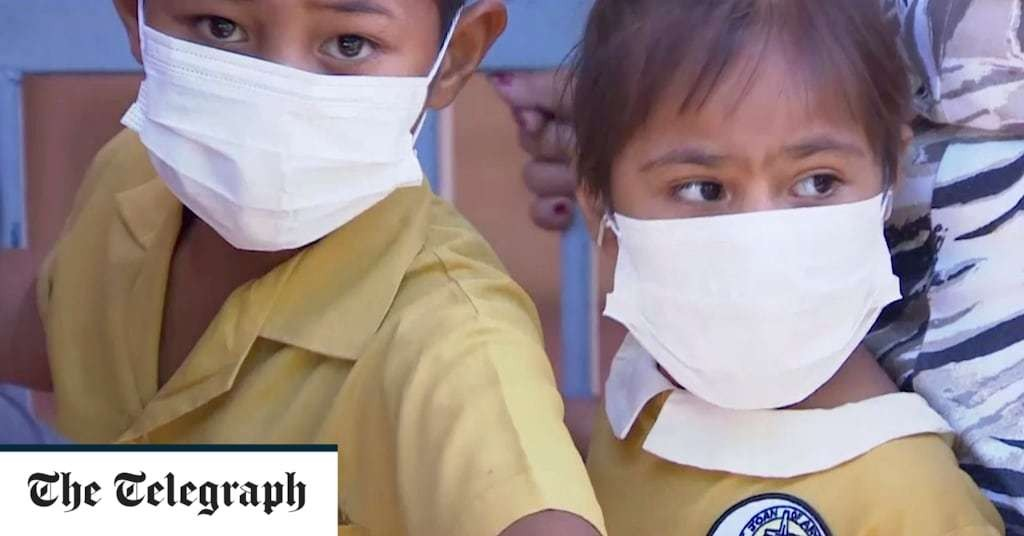 Samoa's schools closed and vaccinations made mandatory as measles outbreak escalates