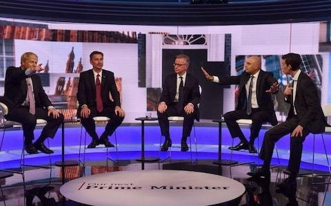 From no-deal to Islamophobia: What the Tory leadership candidates said in the BBC debate