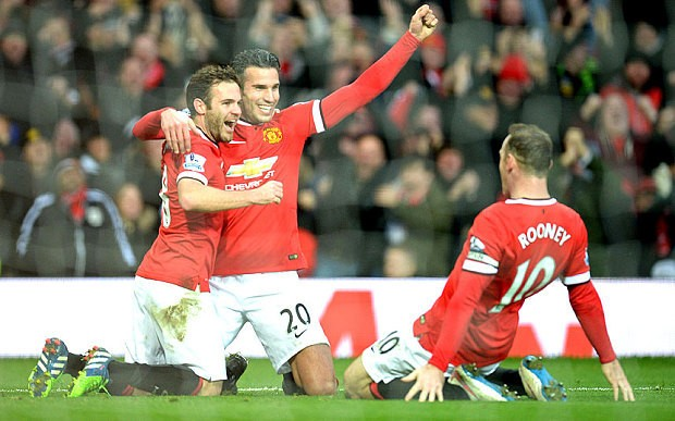 Manchester United 3 Liverpool 0, match report: David de Gea the Old Trafford hero as rivals are swept aside