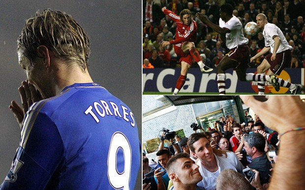 Fernando Torres joins AC Milan from Chelsea: In praise of the former Liverpool striker