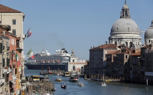 Venetians deliver blunt message to tourists: 'You are ruining our city'