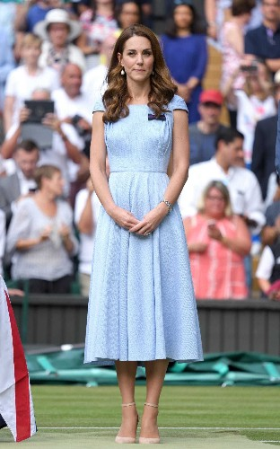 Wimbledon 2019: Claire Foy and the Duchess of Cambridge lead the best dressed on the final day