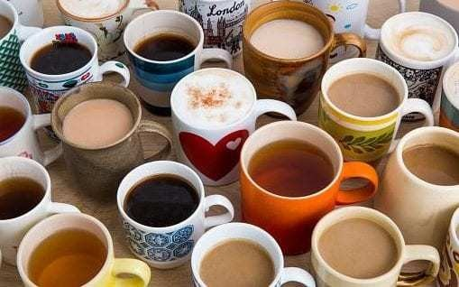 Drinking hot tea linked to cancer