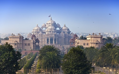 The world's 14 most beautiful Hindu temples