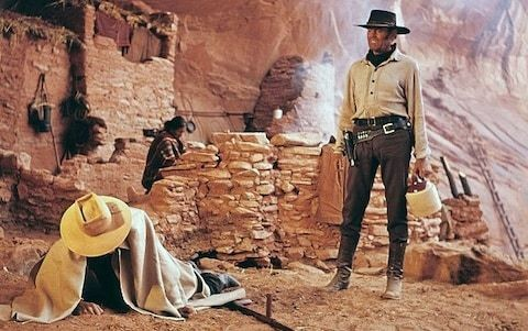Quentin Tarantino: why Sergio Leone is my favourite filmmaker