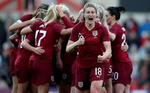 England's clash with Germany at Wembley set to have biggest-ever attendance for a Lionesses home game