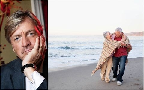 Dear Richard Madeley: 'My fiancée wants us to 'wait' until our wedding night – but I'm 80!'