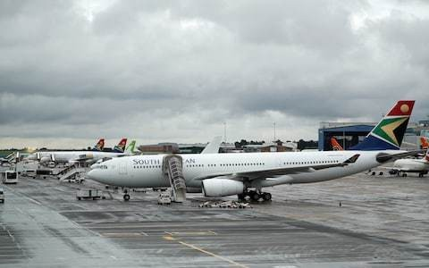 Strike leaves South African Airways struggling to stay in the air