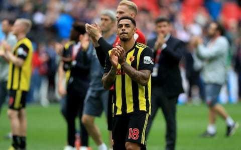 Andre Gray: Watford got 'battered' but FA Cup final must not detract from club's best season