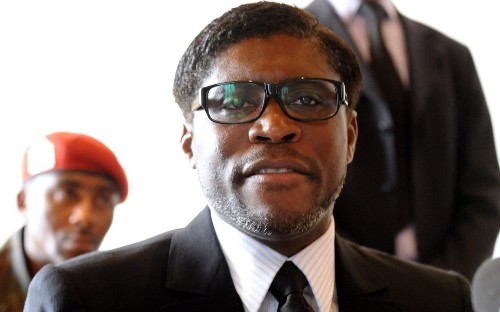 Equatorial Guinea's playboy vice president given £25m fine in 'ill-gotten gains' appeal verdict