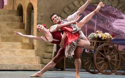 Don Quixote, Bolshoi, Covent Garden, review: an enjoyable soufflé that doesn't quite rise