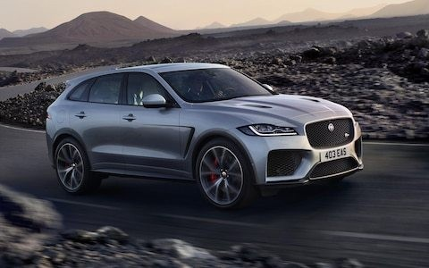 Jaguar F-Pace SVR review: if you must have a 550bhp SUV, at least Jaguar's is cheaper than most