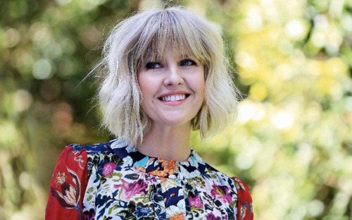 Ashley Jensen: 'I must be the first woman to strip off in front of Colin Farrell and get a laugh'
