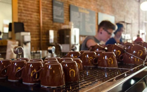 The world's best coffee shops