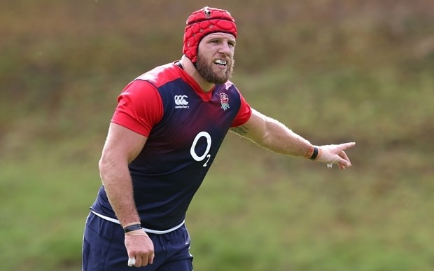 England vs Ireland: We won't repeat mistakes of 2011 at Rugby World Cup 2015, insists James Haskell
