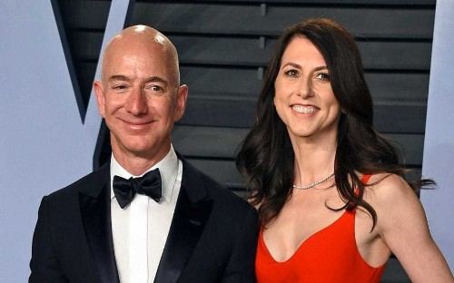 Jeff Bezos, Amazon boss and world's richest man, to divorce after 25 years of marriage