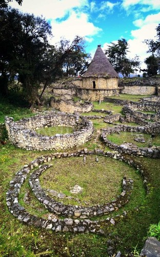 Older, higher more remote: uncovering the Peruvian landmark that's a rival to Macchu Pichu