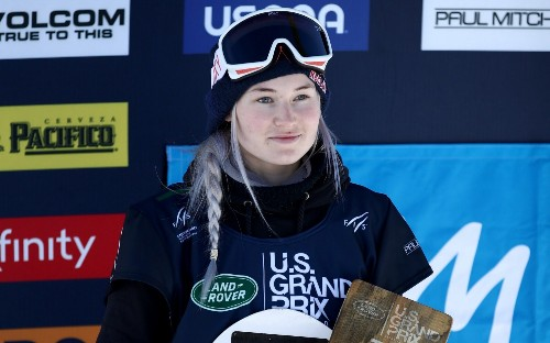 Katie Ormerod interview: 'I woke up to discover I was Britain's first World Cup snowboard champion via text'