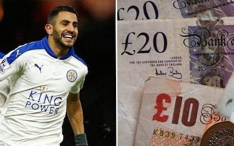 Leicester City fan cashes out on £250,000 Premier League title bet - hours before Foxes beat Watford