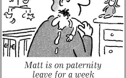 How can parents behave like couples when the leave system is so out of joint?